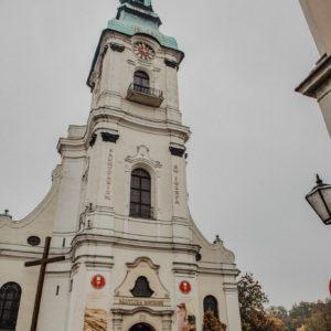 kościół kalisz