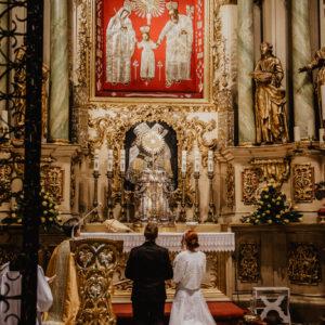 ślub w rycie trydenckim kalisz