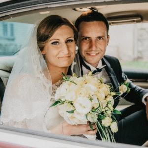 Klasyczny ślub w Pałacu Myśliwskim Książąt Radziwiłłów Fotografia Ślubna