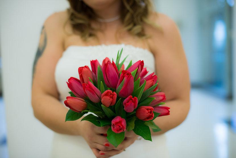 wiosenny ślub