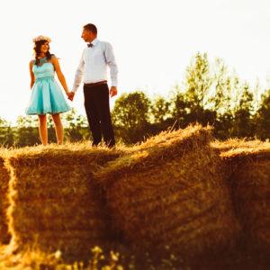Sesja ślubna country Fotografia Ślubna