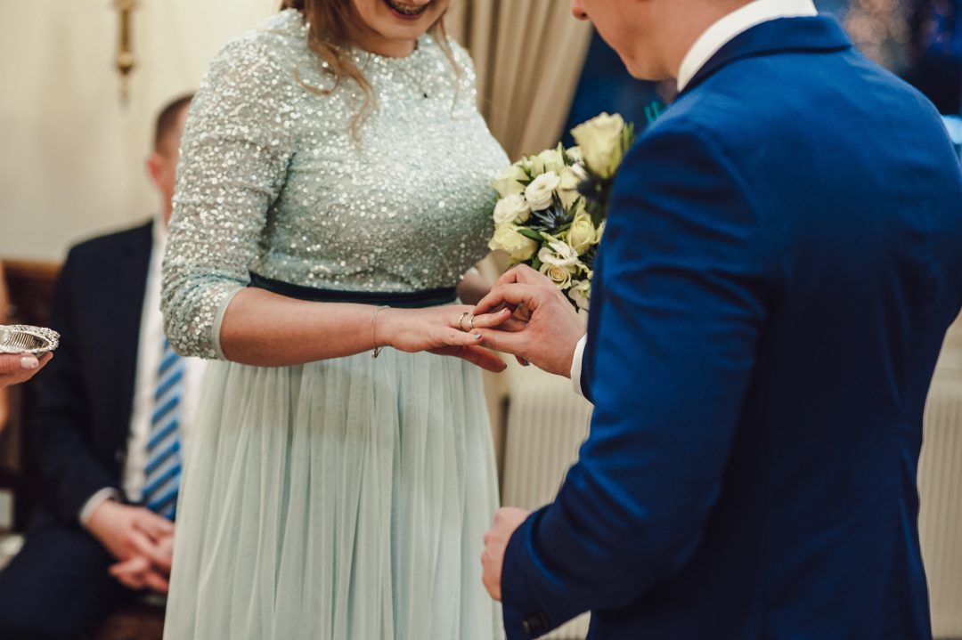 Ślub w grudniu Fotografia Ślubna