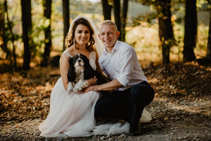 Ślub Aleksandry i Emila