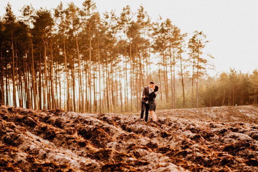 fiancee session looks like film