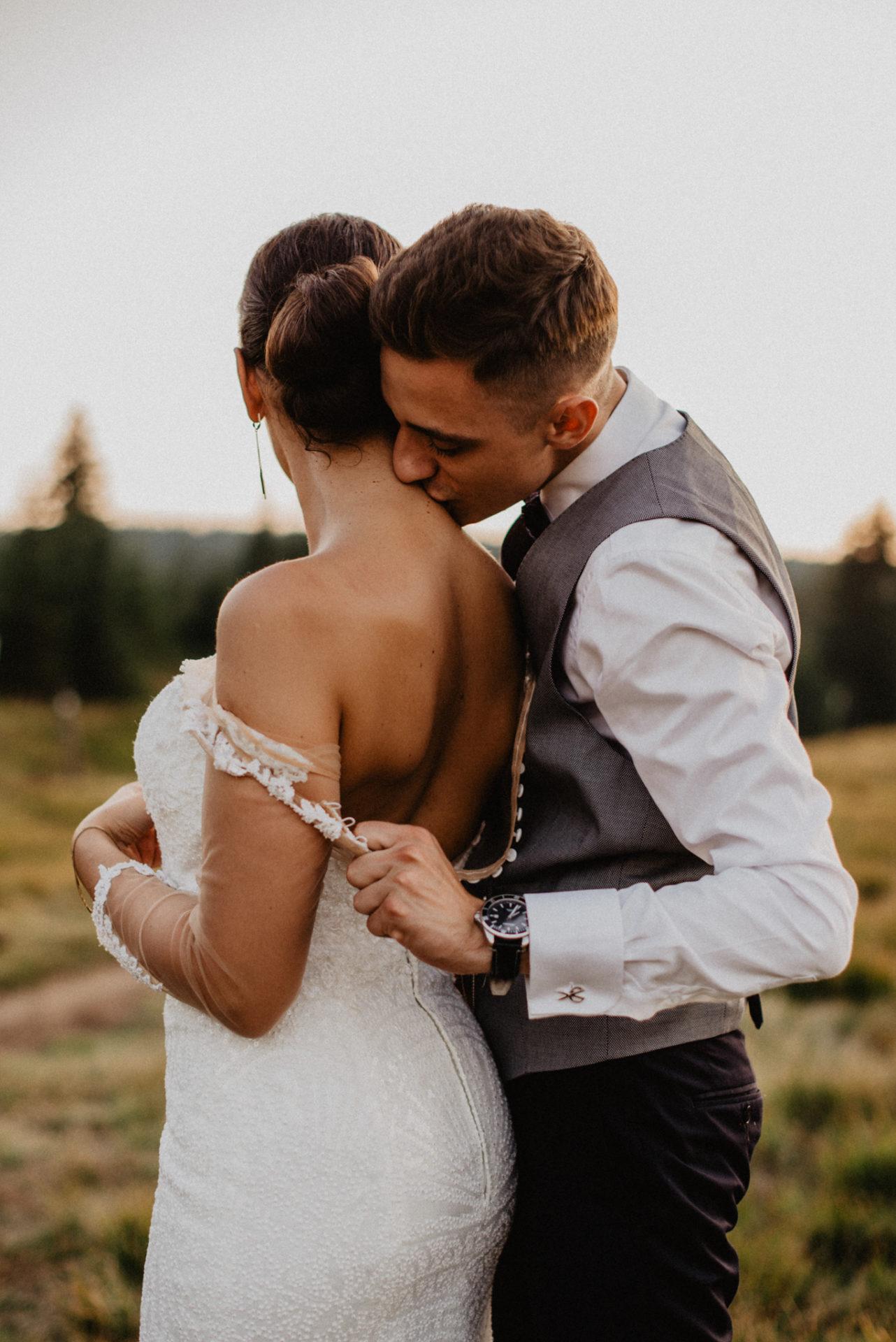 tani fotograf ślubny